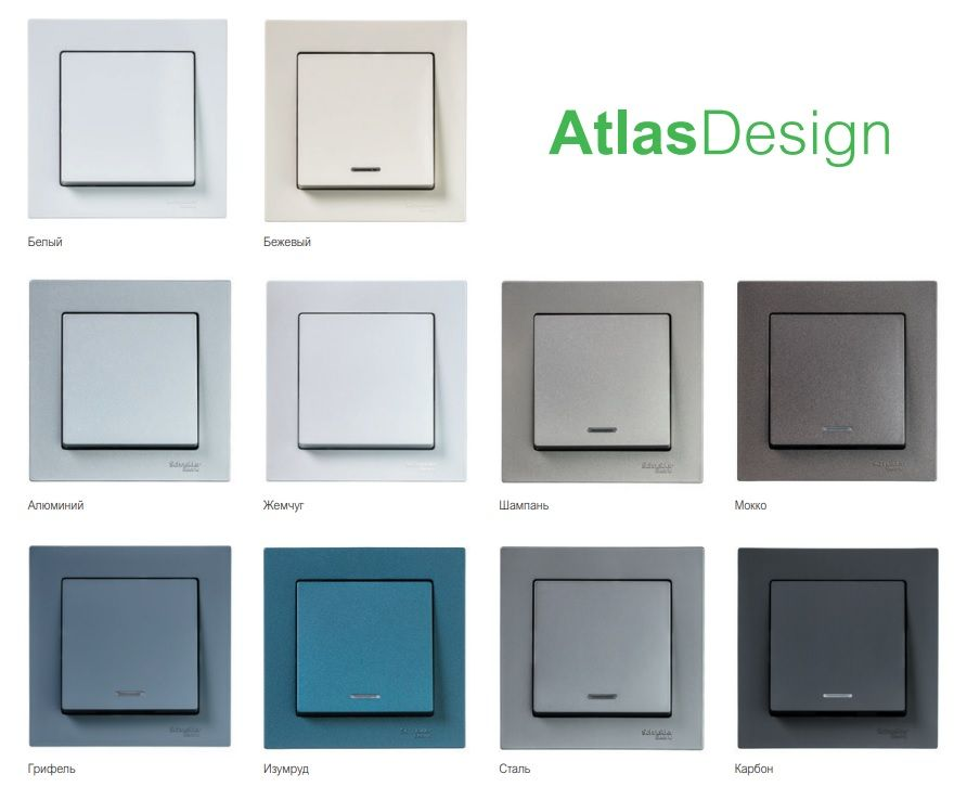 Schneider Electric Atlasdesign