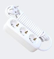 T-PLAST удлинитель 3x7 м с/з 3210407