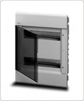 АВВ EUROPA бокс 24М внутренний серый, прозрачная дверь 12064