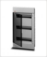 АВВ EUROPA бокс 36М внутренний серый, прозрачная дверь 12066