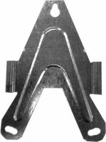 Пластина АВЛГ 537.00.20-01 (планка переходная для Меркурий 201.5) (Пластина АВЛГ 537.00.20-0)