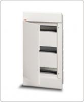 АВВ EUROPA бокс 36М внутренний белый, белая дверь 1SL2048