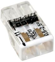 WAGO клемма с пастой на 2 провода 2273-242 (100шт)