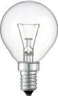 Osram лампа накаливания Е14 25W шар прозрачный