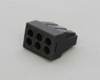 Клемма Ваго (ТДМ) 6-я с контактной пастой 773-306