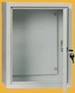 Щит металлический ЩМП-08  600х400х210