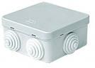 Коробка распаечная LX-35004 80х80х40 IP44 открытой установки