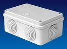 Коробка распаечная LX-35007 150х110х70 открытой установки