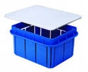 Коробка распаечная  390 04  154х98х70 скрытой установки