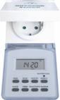 FERON розетка с таймером (недельная) IP44 TM23