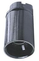 Патрон для лампы Е14 карболитовый