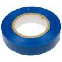 Изолента ПВХ синяя 19мм*20м 150мкм