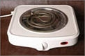 Электроплита настольная ЭП Нс 1001, 325х317х80, бесступенч. регулировка, поддон из нерж. стали