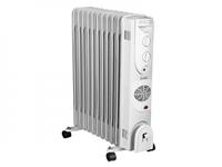 Масляный радиатор Дельта D49F-11 2,5кВт 11 секций вентилятор