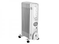 Масляный радиатор Дельта D46F-7 1,5кВт 7 секций вентилятор