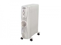 Масляный радиатор ENGY EN-1311F 2,8кВт 11 секций вентилятор
