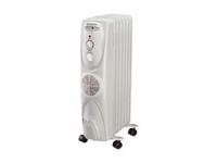 Масляный радиатор ENGY EN-1307F 1,9кВт 7 секций вентилятор