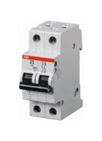 ABB Автоматический выключатель S202 C6 2CDS252001R0064