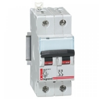 Legrand DX3-E Автоматический выключатель 2/63А 407283(3439)