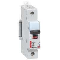 Legrand DX3-E Автоматический выключатель 1/40А 407267(3390)