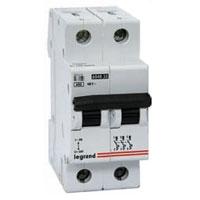 Legrand TX3 Автоматический выключатель 2/6А 404039
