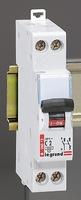 Legrand TX3 Автоматический выключатель 1/6А 404025