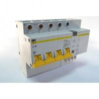 iEK Дифференциальный автомат 4-полюсный ИЭК АД14 25А MAD10-4-025-C-030