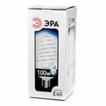 Эра лампа энергосберегающая F-SP 100W-Е40 холодная