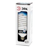 Эра лампа энергосберегающая F-SP 60W-Е27 холодная F-SP 842