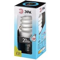 Эра лампа энергосберегающая F-SP 20W-Е27 холодная F-SP 842