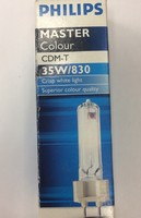Philips лампа металлогалогенная 35W/830 G12 CDM-T Master Color