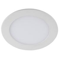LED 1-12 4K Светильник ЭРА светодиодный круглый LED 12W 220V 4000K