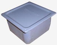 Коробка распаячная 200х200х100 У 996 металлическая IP54