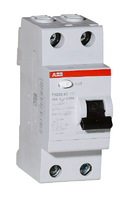 ABB УЗО 2мод. FH202 AC-25/0,3 2CSF202003R3250