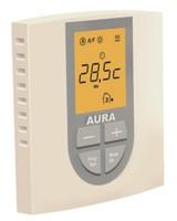 AURA Терморегулятор LTC 440 на два помещения крем