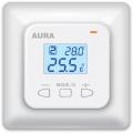 AURA Терморегулятор LTC 440 на два помещения белый