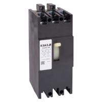 Автоматический выключатель АЕ2046-100-31,5А-12Iн-400AC-У3 в литом корпусе 104225