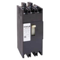 Автоматический выключатель АЕ2046-10Р-25А-12Iн-400AC-У3 в литом корпусе 104238