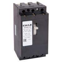 Автоматический выключатель АЕ2046М-100-16А-12Iн-400AC-У3 в литом корпусе 104617