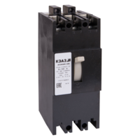 Автоматический выключатель АЕ2056М-100-80А-10Iн-400AC-У3 в литом корпусе 104466