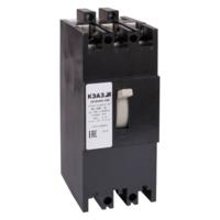 Автоматический выключатель АЕ2056М-10Р-100А-10Iн-400AC-У3 в литом корпусе 104467