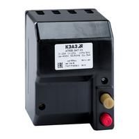Автоматический выключатель АП50Б-3МТ-2,5А-3,5Iн-400AC-У3 в литом корпусе 107361