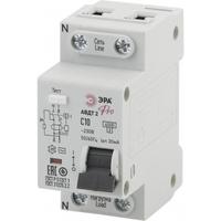 Автоматический выключатель дифференциального тока АВДТ2 C40А 30мА 1P+N ТИП AC NO-902-139