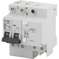 Автоматический выключатель дифференциального тока АВДТ 64 C63А 30мА 1P+N ТИП AC NO-902-141