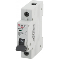 Автоматический выключатель ВА47-29 1P 25А кривая C NO-900-14