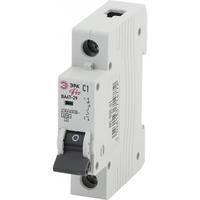 Автоматический выключатель ВА47-29 1P 63А кривая C NO-900-18