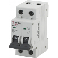Автоматический выключатель ВА47-29 2P 16А кривая C NO-900-28