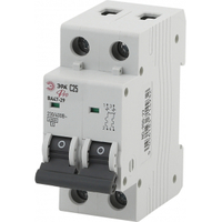 Автоматический выключатель ВА47-29 2P 25А кривая C NO-900-30