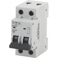 Автоматический выключатель ВА47-29 2P 6А кривая C NO-900-24
