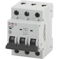 Автоматический выключатель ВА47-29 3P 3А кривая C NO-900-37